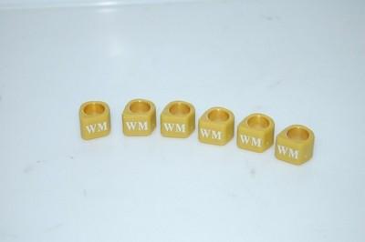 Görgő szett, variátor kuplung, D-SHAPE 5.5G 4ütem