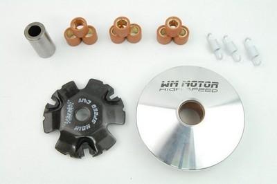 variátor első kuplung komplett, BUXY/ZENITH/SPEEDFIGHT/BALI TUNI