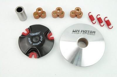 variátor első kuplung komplett, BOOSTER/BWS/3KJ/NITRO/SR50/F12/M