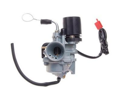 karburátor, CPI GTX automata hidegindító