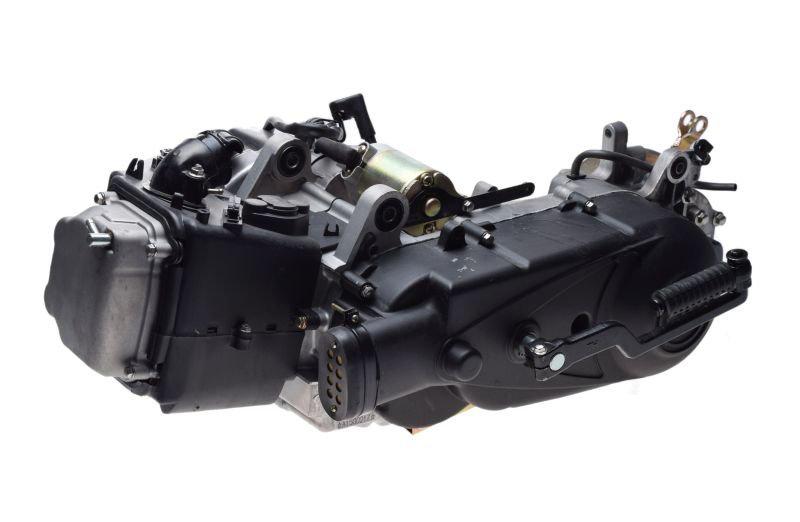 Motor, komplett CPI GTX 125 4T