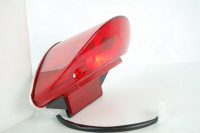 lámpa szett hátsó komplett CPI HUSSAR