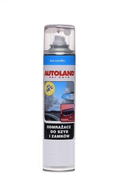 Autoland jégoldó (szélvédő, fényszóró, zár) -37C-ig 300ml