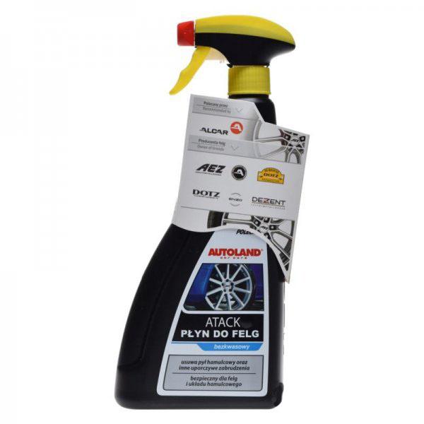 Autoland felni tisztító spray 0,7L