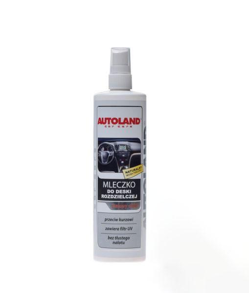 Autoland Matt Effekt spray, műanyag felületekre