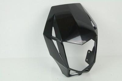 idom, első fényszóró körüli, fekete CPI SX-SM50