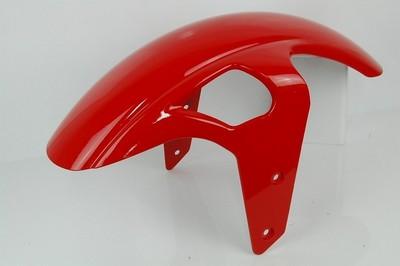 sárvédő, első CPI GTR50 piros