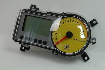 műszer egység kijelző CPI GTR50