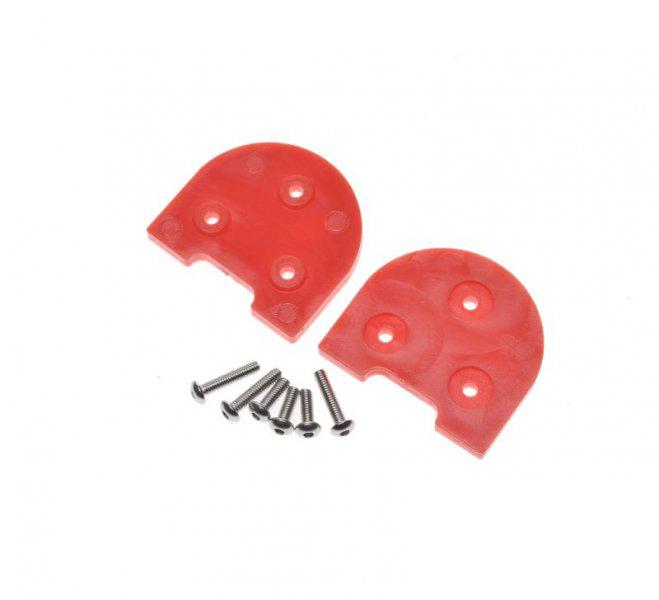 Sárvédő, betét, adapter, konzol, piros XIAOMI M365/PRO