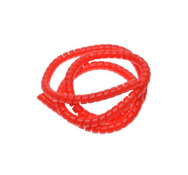 Burkolat, kábel borítás, piros XIAOMI M365/PRO