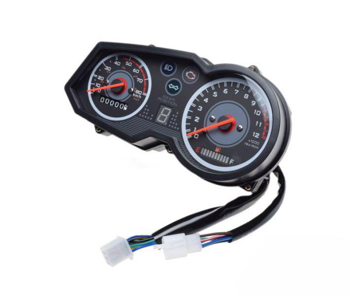 sebességmérő műszer, JUNAK 904 E4