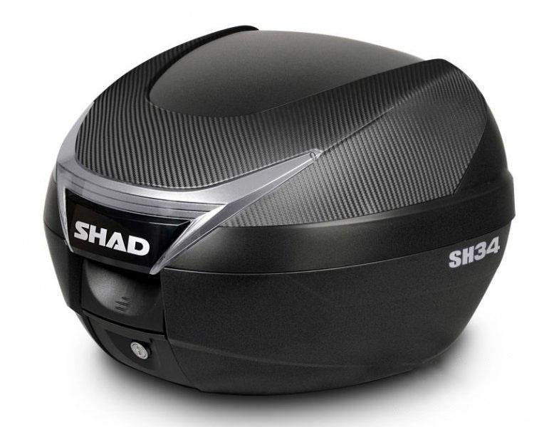 Hátsó doboz SHAD SH34 Carbon
