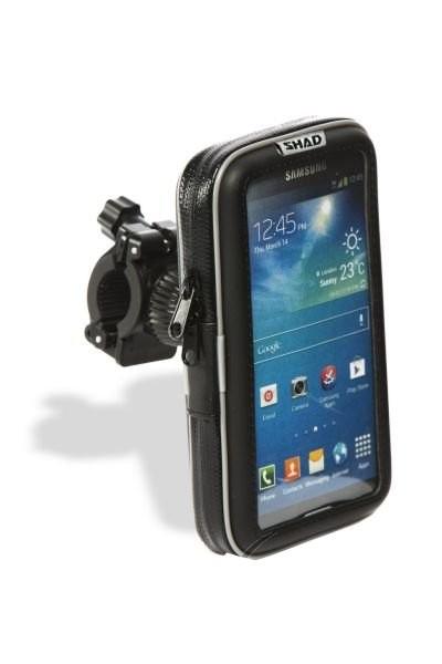 Okostelefon GPS tartó 5.5 Zoll SHAD kormányrúd befogatással
