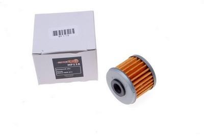 olajszűrő MF116 (HF116)MOTOFILTRO 15412-MEB-671