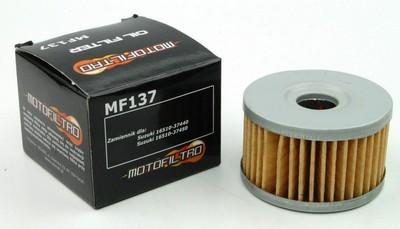 olajszűrő MF137 (HF137) MOTOFILTRO 16510-37440