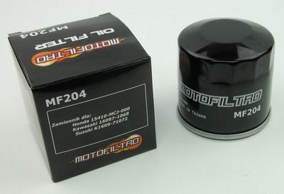 Olajszűrő HF204 Motofiltro Taiwan