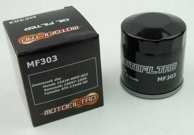 Olajszűrő Polaris 325 Xpedition 00-02 MotoFiltro HF303
