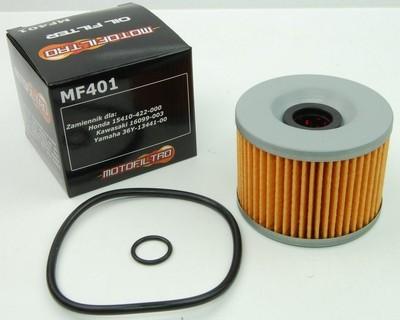 olajszűrő MF401 (HF401) MOTOFILTRO 15410-426-000