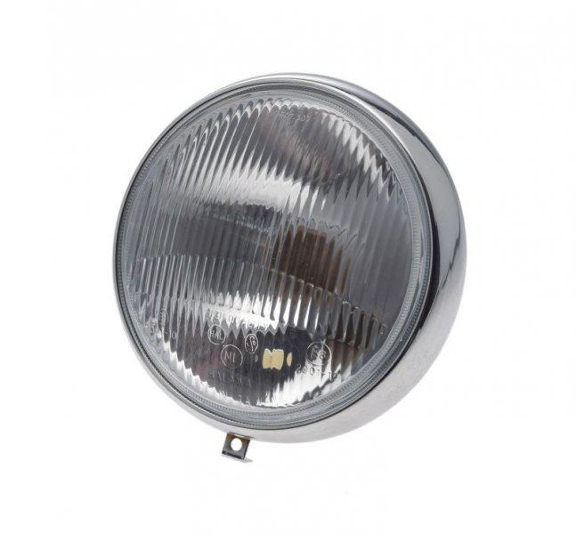 Első lámpa, fényszóró H4 MZ TS