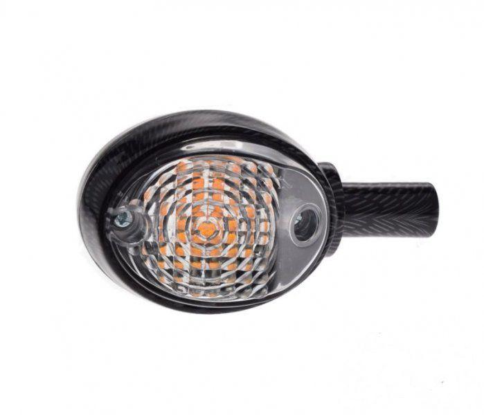Index irányjelző lámpa MZ ES kormányra felfogatható