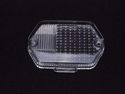 búra, irányjelző MZ lámpa négyzetes, víztiszta
