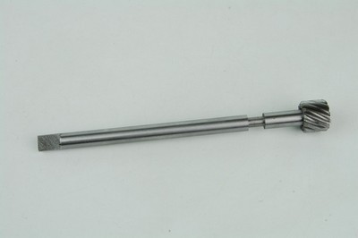 tengely, sebességmérő műszer meghajtó 18 MZ ETZ