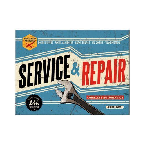 Mágnes, SERVICE AND REPAIR 14306