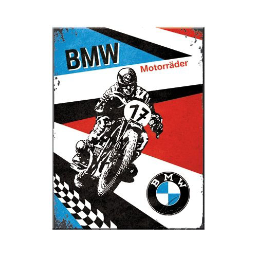 Mágnes, BMW MOTORRADER 14324