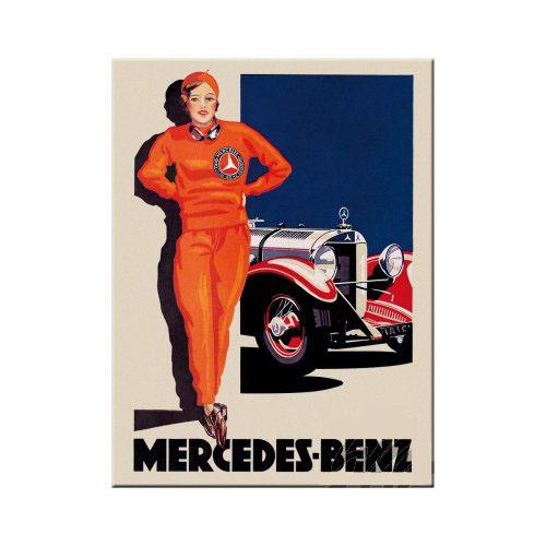 Mágnes, MERCEDES-BENZ WOMAN 14371