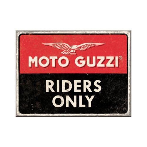 Mágnes, MOTO GUZZI-RIDERS 14383