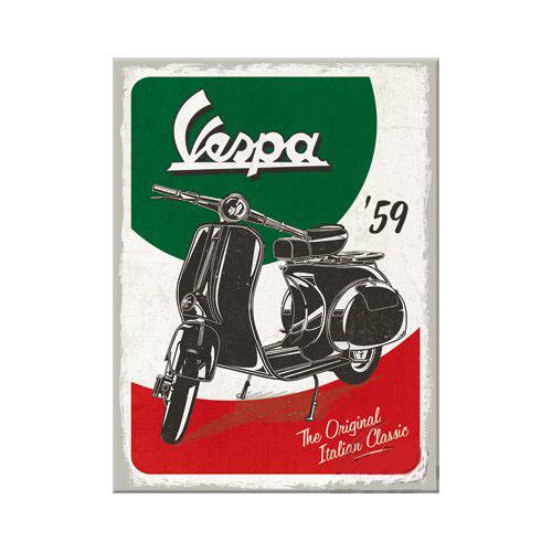 Mágnes, VESPA THE ITALIAN CLASSIC 14386