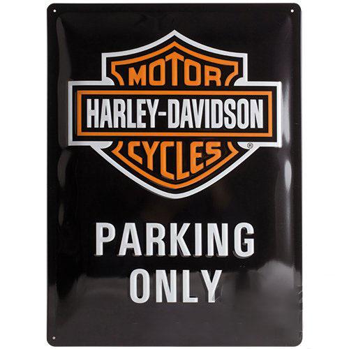 Tábla, 30x40 HARLEY-DAVIDSON 23130