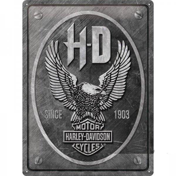 Tábla, 30x40 HARLEY-DAVIDSON 23267