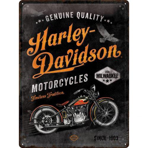Tábla, 30x40 HARLEY-DAVIDSON 23279