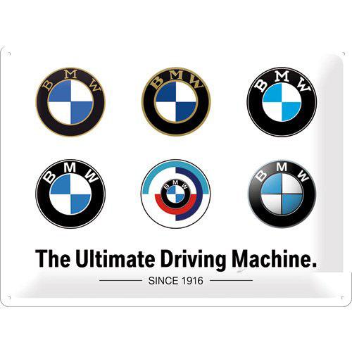 Tábla, 30x40 BMW EVOLUTION 23296