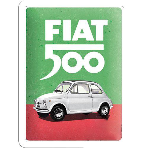 Tábla, FIAT 500 ITALIAN COLOUR 26254
