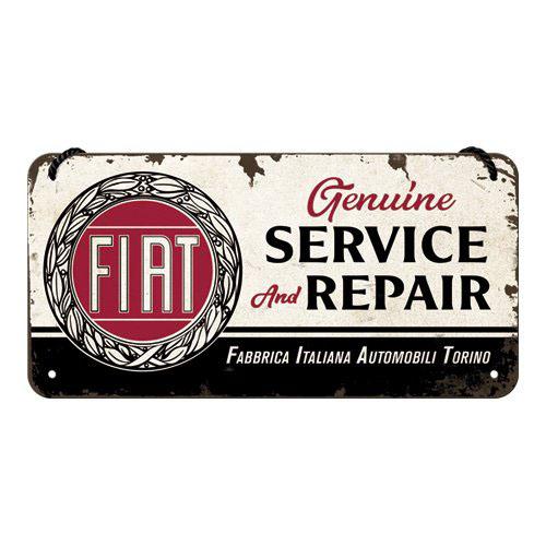 Felakasztható tábla, FIAT SERVICE 28045
