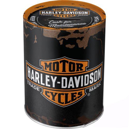 Acél persely, Harley Davidson