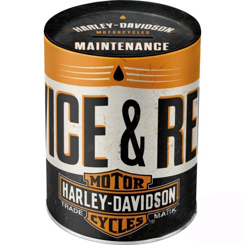 Acél persely, Harley Davidson Service and Repair