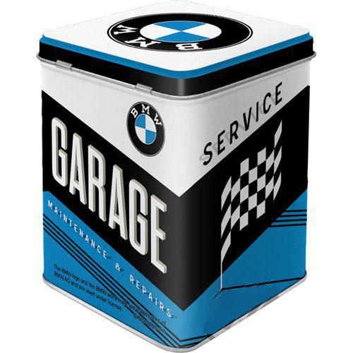 Teás doboz, BMW GARAGE 31307