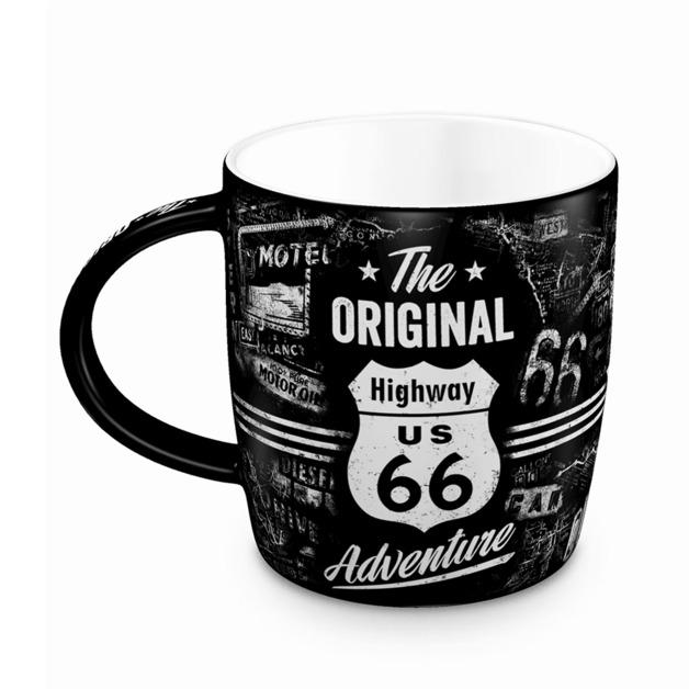 Bögre, Highway 66