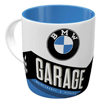 Bögre, BMW GARAGE