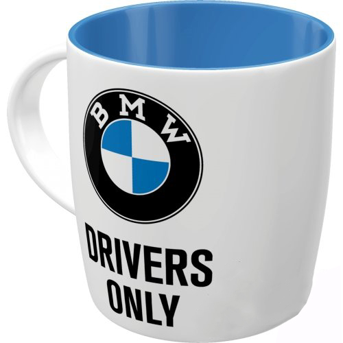 Bögre, BMW DRIVERS ONLY