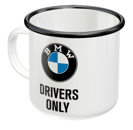 Bögre BMW DRIVERS ONLY