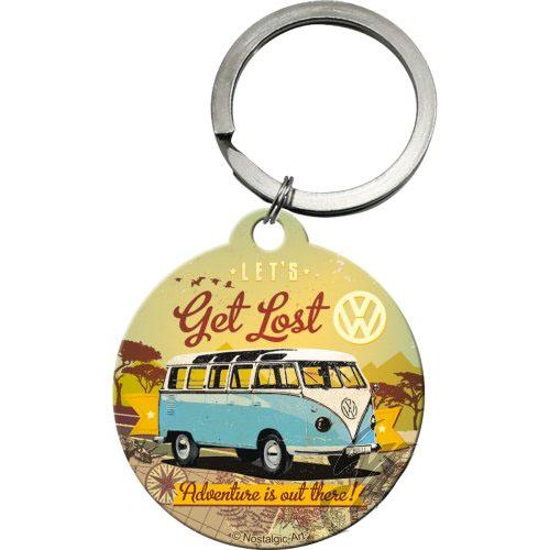 Kulcstartó, VW BULLI 48021