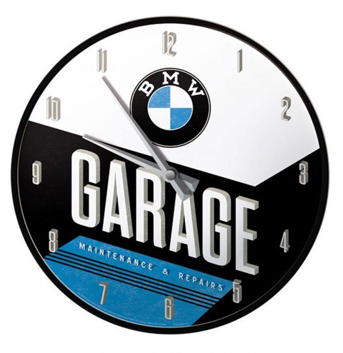 Falióra, BMW GARAGE