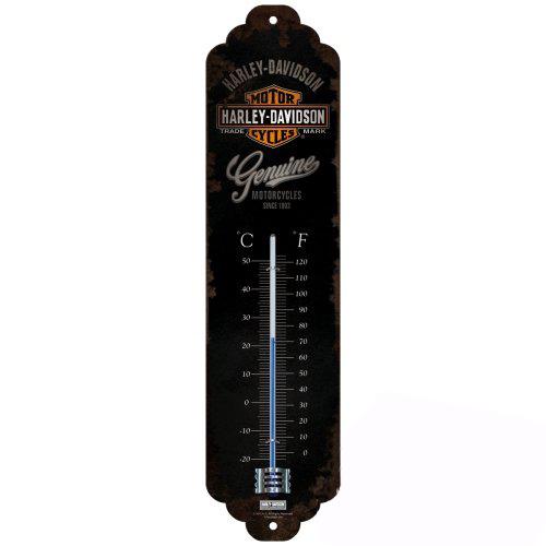 Hőmérő, Harley-Davidson