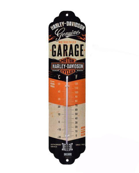 Hőmérő, Harley-Davidson Garage