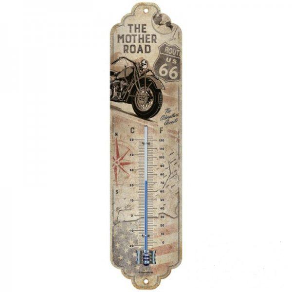 Hőmérő, ROUTE 66