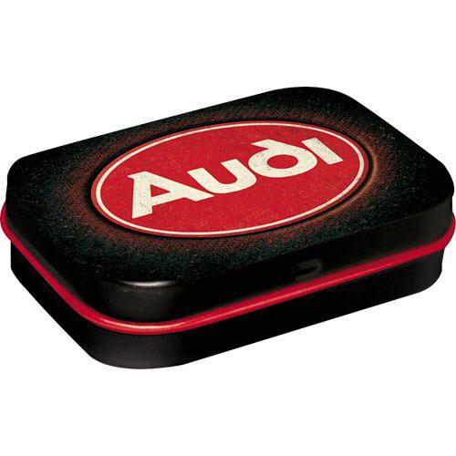 Doboz (cukorkás), AUDI 4db-os szett, mentholos cukorkát tartalmaz